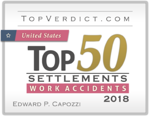 TopVerdict.com Top 50 Settlements Work Accidents Icon