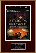 Top Attorneys in New Jersey Icon