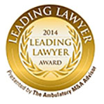 Leading Lawyer Icon
