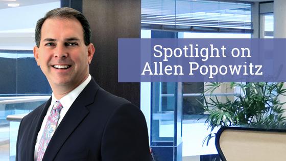Allen Popowitz Spotlight
